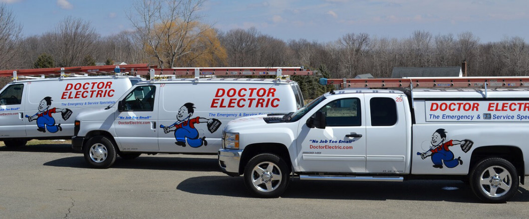 No job is too small, Doctor Electric handles it all!