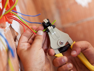 Repair and Rewiring