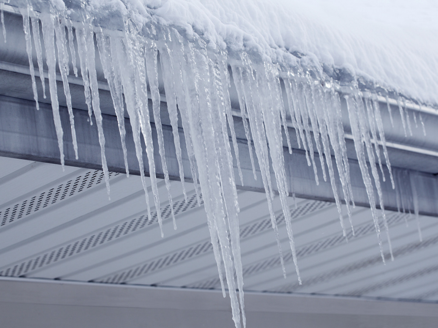 Winters in the Danbury and New Milford, CT areas can be brutal on your roof and gutter.